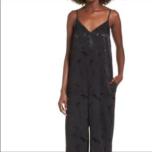 Leith strappy tank jumpsuit